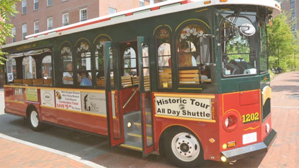 salem massachusetts trolley