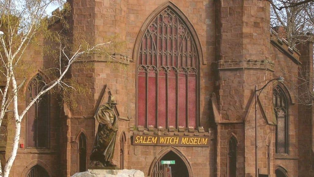 the salem witch museum salem massachusetts
