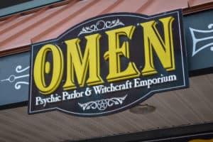 Omen Salem Psychic Parlor & Witchcraft Emporium