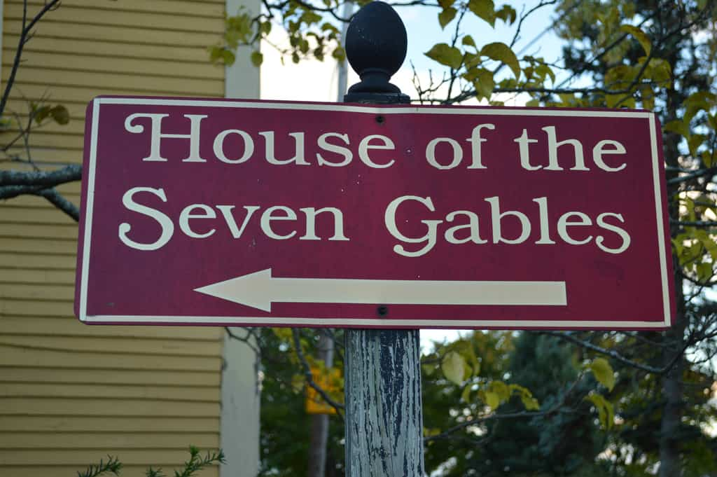 House of the Seven Gables exterior