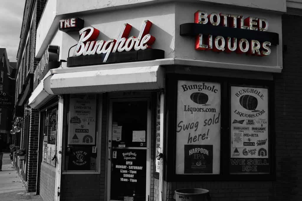bunghole liquors-salem-massachusetts