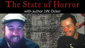 The State of Horror with Author J.W. Ocker - The Salem Witch Podcast Episode 01
